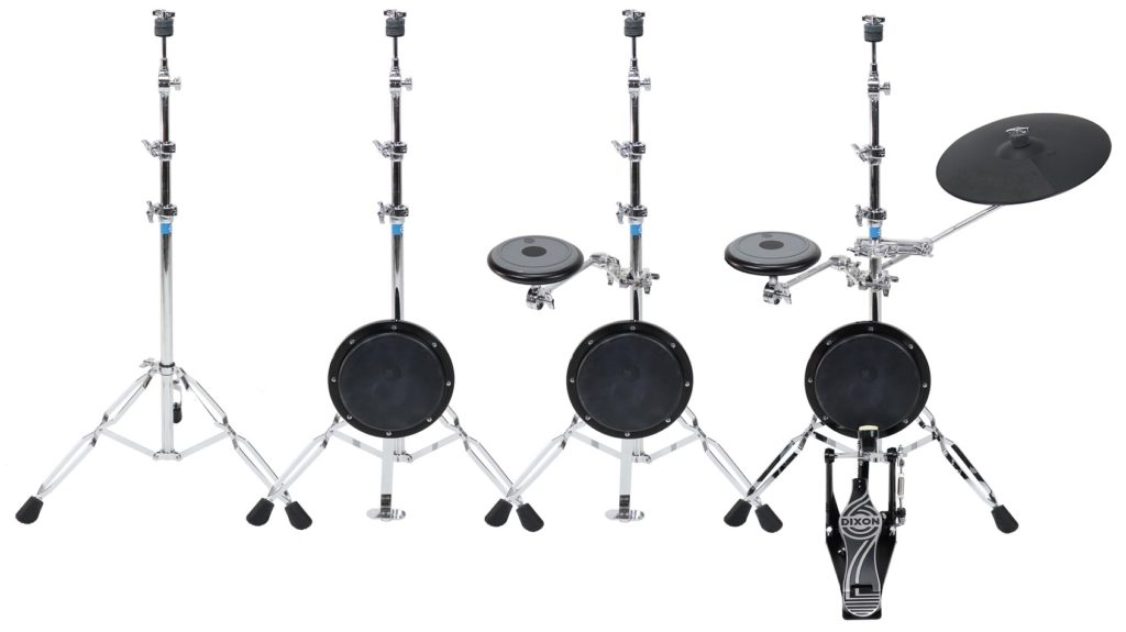 Stand Mountable True Feel Bass Drum